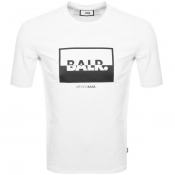 Product Image for BALR Contrasting Logo T Shirt White