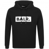 Product Image for BALR Club Logo Hoodie Black