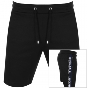 Product Image for BALR Webbing Trimmed Sweat Shorts Black