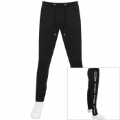 Product Image for BALR Webbing Trimmed Jogging Bottoms Black