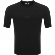 BALR Basic Logo T Shirt Black