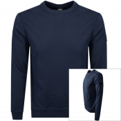 Product Image for BOSS Casual Walkup Sweatshirt Navy