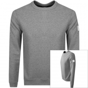 Product Image for BOSS Casual Walkup Sweatshirt Grey