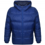 Product Image for PS By Paul Smith Hooded Down Jacket Blue