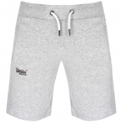 Superdry Orange Label Lite Shorts Grey