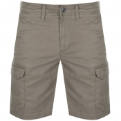 Product Image for Timberland Twill Cargo Shorts Green
