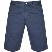 Product Image for Edwin Gangis Twill Shorts Blue
