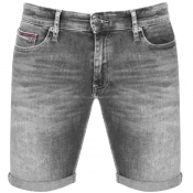 Product Image for Tommy Jeans Ronnie Denim Shorts Grey
