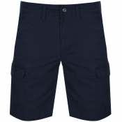 Product Image for Timberland Twill Cargo Shorts Navy