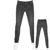 BOSS Casual Maine Regular Fit Jeans Grey