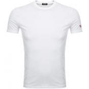 Product Image for DSQUARED2 Crew Neck T Shirt White