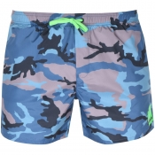 Replay Swim Shorts Blue