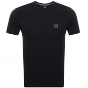 BOSS Casual Tales T Shirt Black