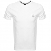 BOSS Casual Tales T Shirt White