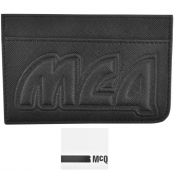 Product Image for MCQ Alexander McQueen Card Holder Black
