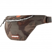 Superdry Boy Waist Bag Khaki