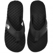 The North Face Base Camp Flip Flops Black