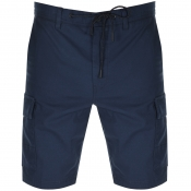 BOSS Casual Sargo Shorts Navy