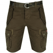 Superdry Core Cargo Heavy Shorts Green