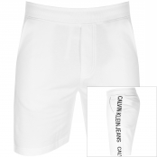 Product Image for Calvin Klein Jeans Institutional Logo Shorts White