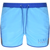Product Image for Luke 1977 Chopper Harris Shorts Blue