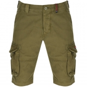 Product Image for Superdry Core Cargo Lite Shorts Green
