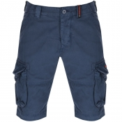 Superdry Core Cargo Lite Shorts Navy