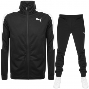 Product Image for Puma Classic Tricot Tracksuit Black