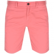 Superdry Slim Chino Lite Shorts Pink