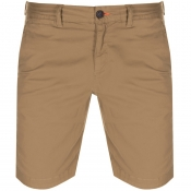 Superdry Slim Chino Lite Shorts Khaki