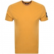 The North Face Fine 2 T Shirt Yellow