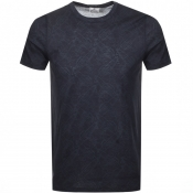 Product Image for Vivienne Westwood Crew Neck Logo T Shirt Black