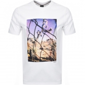 Product Image for BOSS Casual Teear T Shirt White
