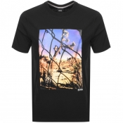 Product Image for BOSS Casual Teear T Shirt Black