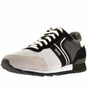 Product Image for BOSS Athleisure Parkour Runn Trainers White