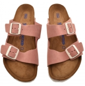 Product Image for Birkenstock Arizona Suede Sandals Pink