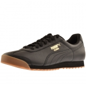Puma Roma Trainers Black