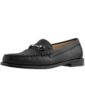 Product Image for GH Bass Weejun Lincoln Leather Loafers Black