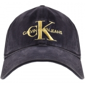 Product Image for Calvin Klein Jeans Monogram Cap Navy