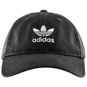 Adidas Originals Adicolor Washed Cap Black