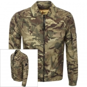 Product Image for CP Company Overshirt Jacket Green