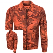 Product Image for CP Company Overshirt Jacket Orange