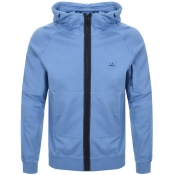 Product Image for CP Company Full Zip Hoodie Blue