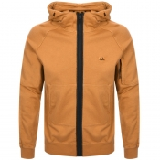 CP Company Full Zip Hoodie Orange