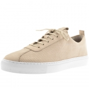 Grenson Sneaker 1 Trainers Cream