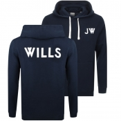 Product Image for Jack Wills Thurlby Popover Hoodie Navy