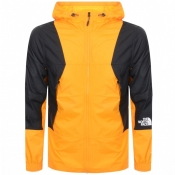 The North Face Mountain Windshield Jacket Orange
