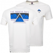 Product Image for The North Face Ridge T Shirt Cream