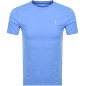 Ralph Lauren Crew Neck T Shirt Blue
