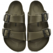 Birkenstock Arizona EVA Sandals Khaki